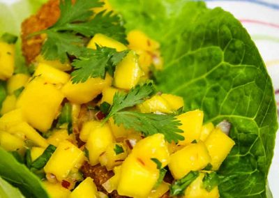 Cod-Fish-Taco-with-Spicy-Mango-Salsa-in-Lettuce-Wrap-min