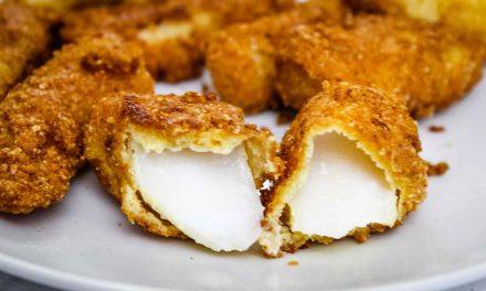 Fried Cod Fish Sticks – Keto Recipe