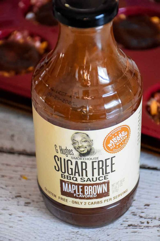 Sugar Free Barbecue Sauce by G Hughes
