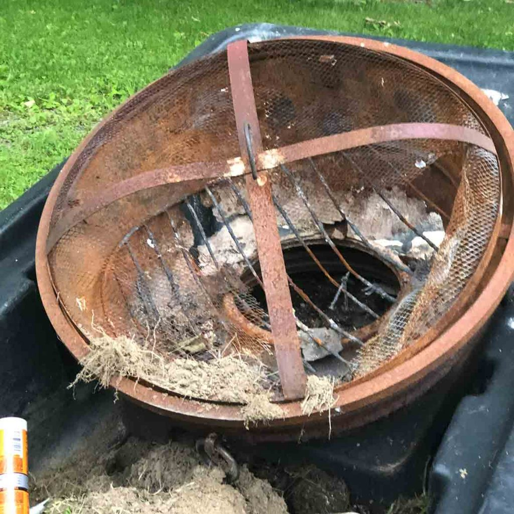 Diy Stone Fire Pit For Your Backyard Homestead Honeybunch Hunts
