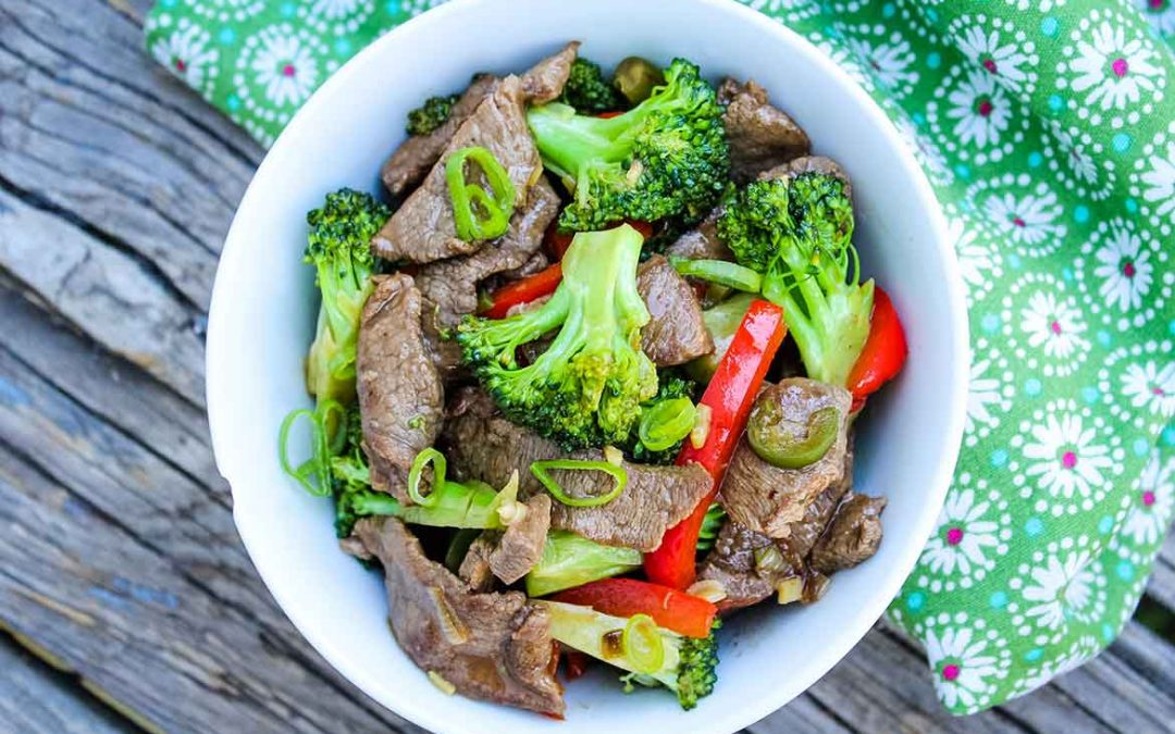 Venison Stir Fry Recipe – Quick & Easy