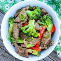 Featured Image for Venison Stir Fry Recipe
