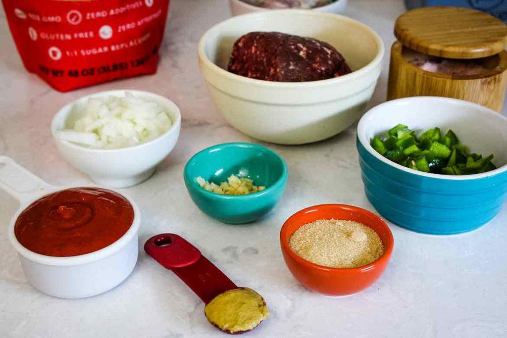 venison sloppy joe ingredients