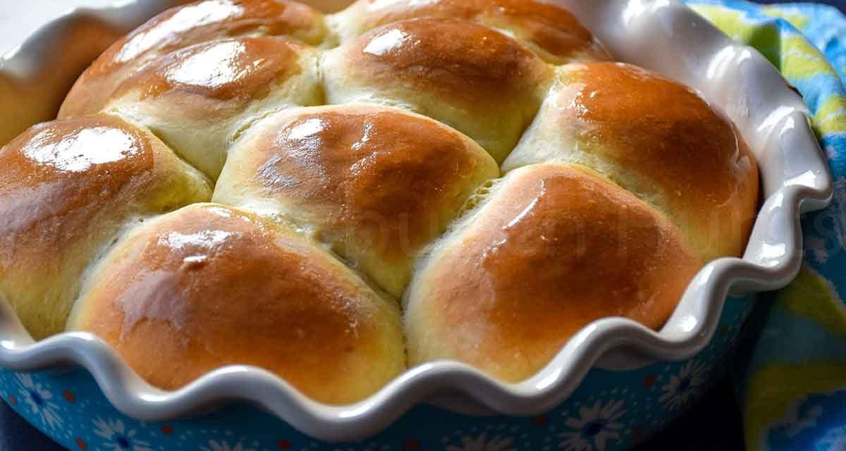 Quick Dinner Rolls – Homemade Bread Recipe