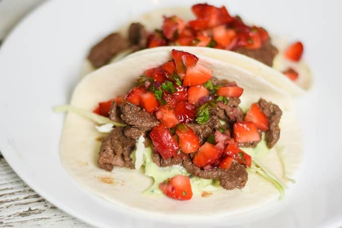 Venison Recipes for Superbowl - Venison Street Tacos