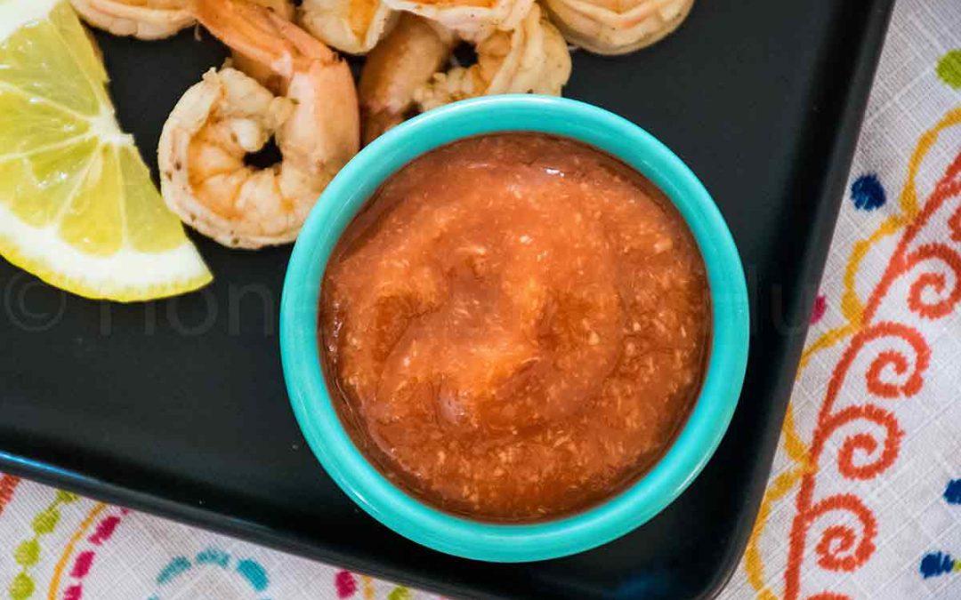 Homemade Cocktail Sauce Recipe – Sugar-Free Keto