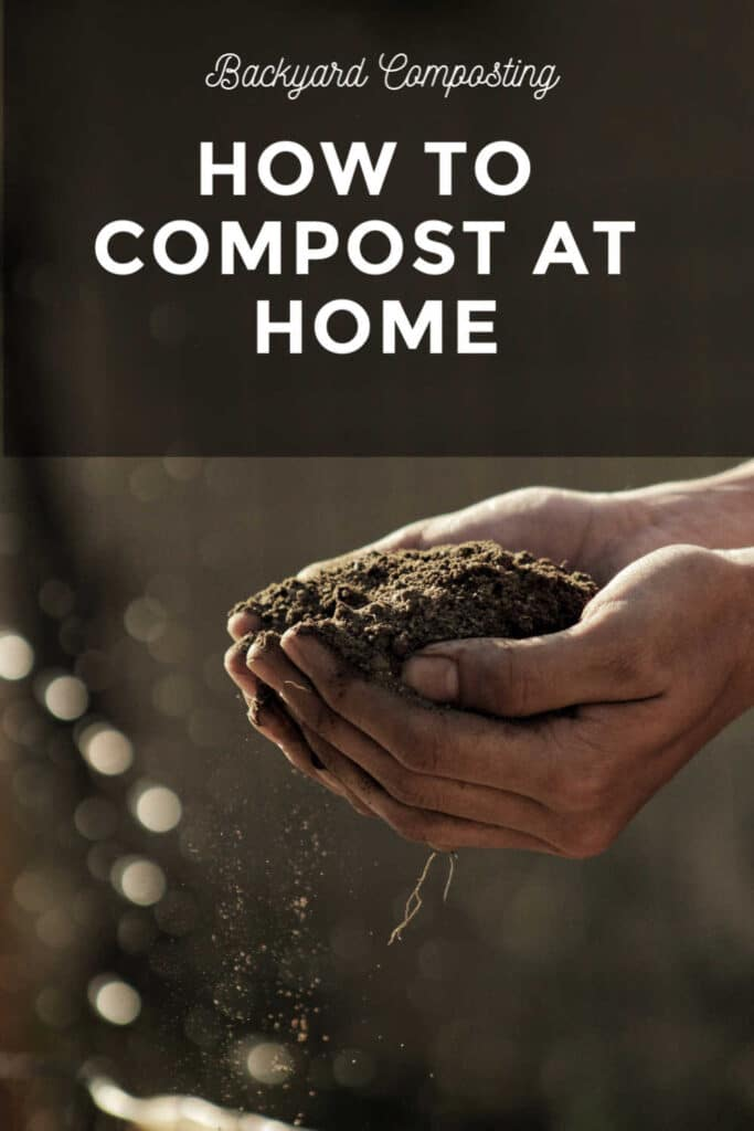 Composting at home pinnacle image