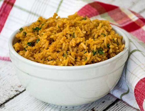 Spanish Rice – Easy Homemade Recipe