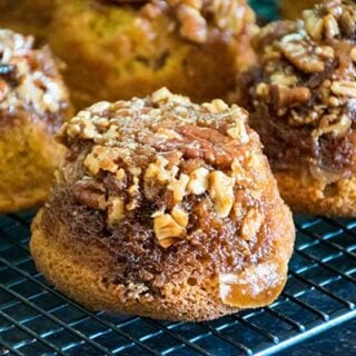 featured image for pumpkin muffins