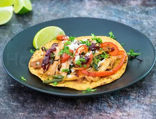 Turkey Tostadas – Leftovers Recipe