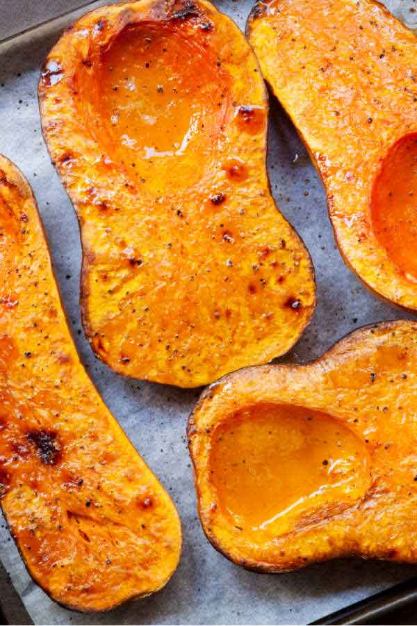 roasted butternut squash haves