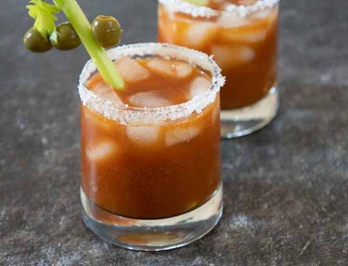 Bloody Mary Recipe | Adult Beverage For One