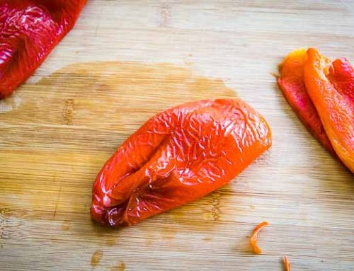 Roasted Red Peppers | How To Make Them At Home