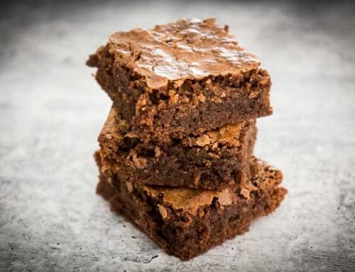 Mexican Brownies Recipe with Cinnamon and Cayenne